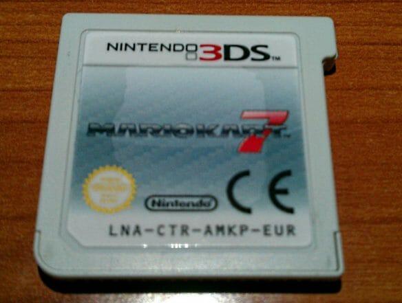 Mario Kart 7 Vs Lavadora 01