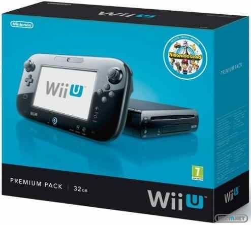Wii U Pack Premium Consola 494x