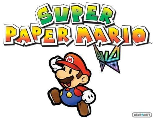 1302-26 Super Paper Mario Wii