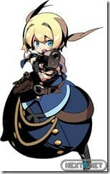 1304-05 Etrian Odissey Millenium Girl 3DS pers Frederica Irving