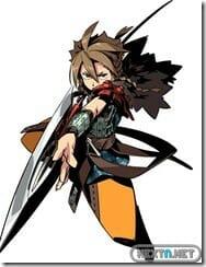 1304-05 Etrian Odissey Millenium Girl 3DS pers Héroe