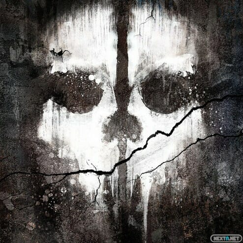 1305-01 Call of Duty Ghost