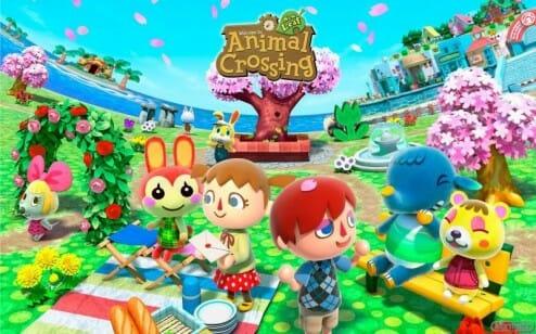 1306-04 Animal Crossing New Leaf