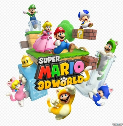 1306-11 Super Mario 3D World Wii U 02