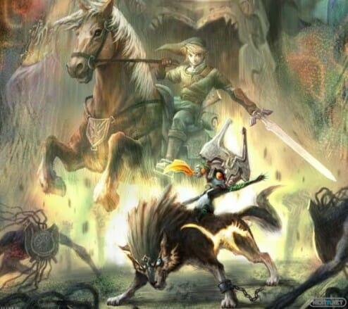 1306-17 Zelda Twilight Princess