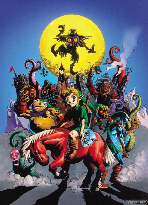 1607-23 Zelda Majora's Mask 01