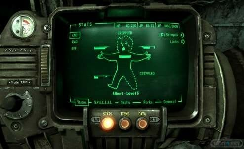 1306-22 Fallout 3 Pipboy