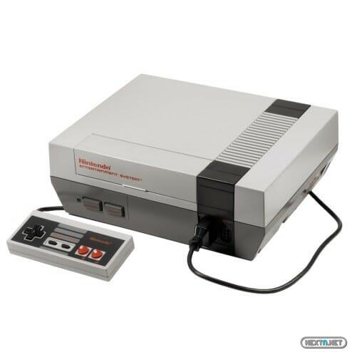 1307-15 Nintendo Entertaiment System NES