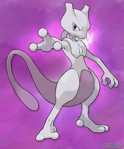 1308-09 Pokémon X-Y MewTwo 0