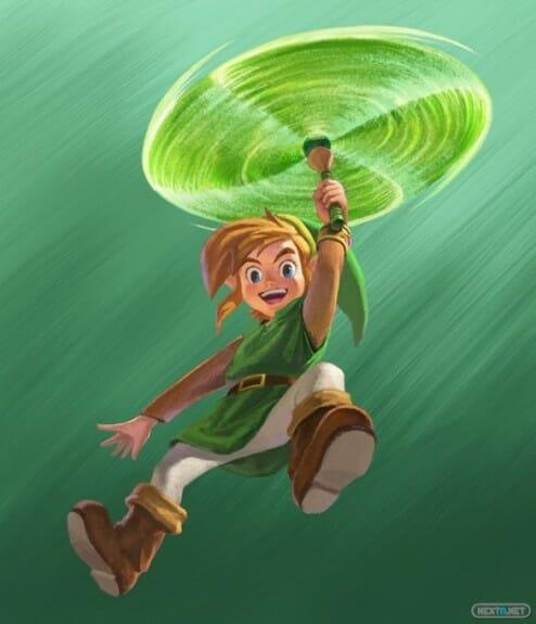 1310-01 Zelda A Link Between Worlds artworks 10