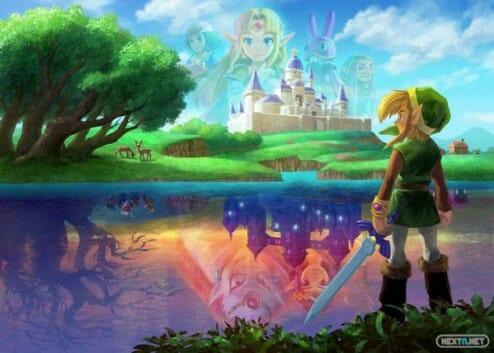 1310-15 Zelda A Link Between worlds