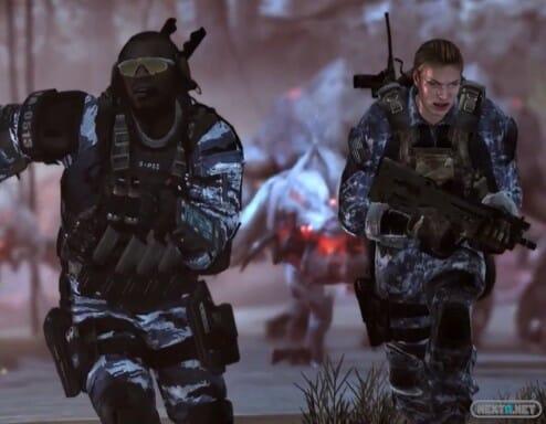 1310-28 Call of Duty Ghosts Alien