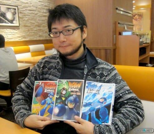 1311-15 Hitoshi Ariga Mega Man Pokémon
