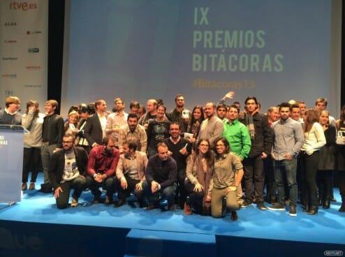 1312-01 Premios Bitácoras 2013