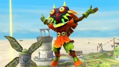 1312-06 Super Smash Bros. Skull Kid ayudante