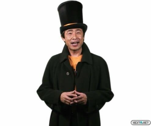Satoru Shibata Layton