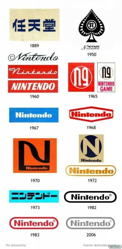 1312-21 Resumen Logos Nintendo