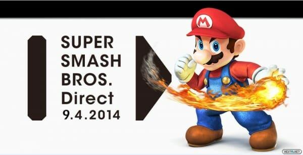 1404-04 Smash Bros Direct