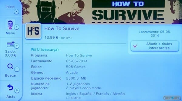1405-31 How to Survive eShop 01