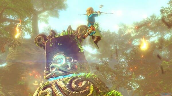 E314 Zelda Wii U Breath of the Wild