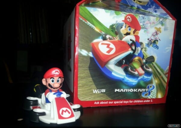 1407-05 Mario Kart 8 Happy Meal
