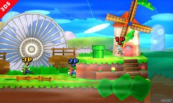 1407-29 Smash Bros. Paper Mario 01