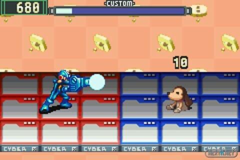 1409-08 Megaman Battle network Wii U 003