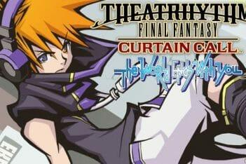 Final Fantasy Theatrhythm Curtain Call DLC TWEWY 3DS 1