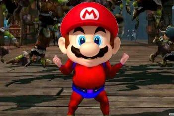 Super Mario Warriors