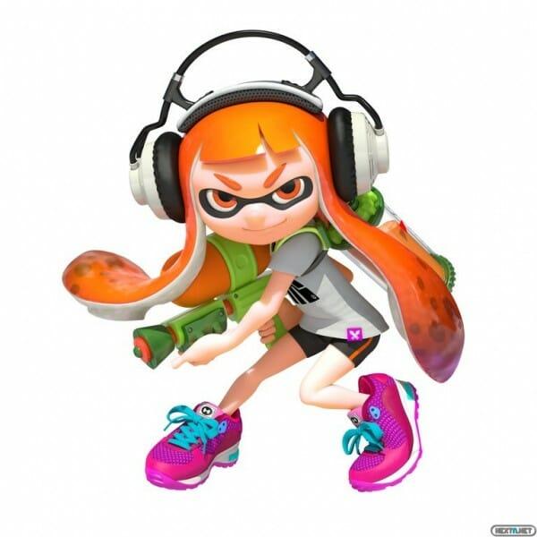 1503-13 Splatoon Artworks Wii U 5