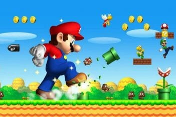 Tuberías New Super Mario Bros ds Wii U