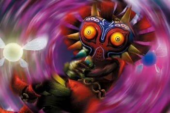 Hyrule Warriors Legends Skull Kid 2