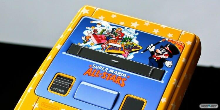 uper Nintendo Super Mario All Stars 2