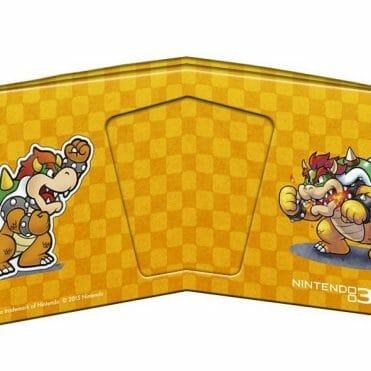 Cartera Amazon Mario & Luigi Paper Jam Bros
