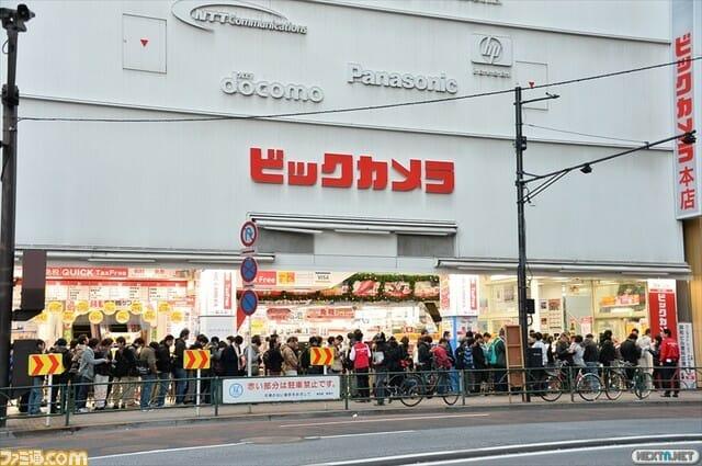 Monster Hunter X triunfa en Japón. ¡Las colas son más largas que un Dalamadur!05