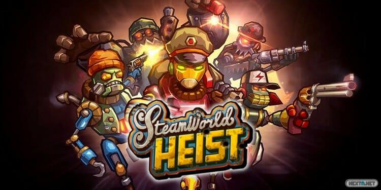 SteamWorld Heist Image & Form
