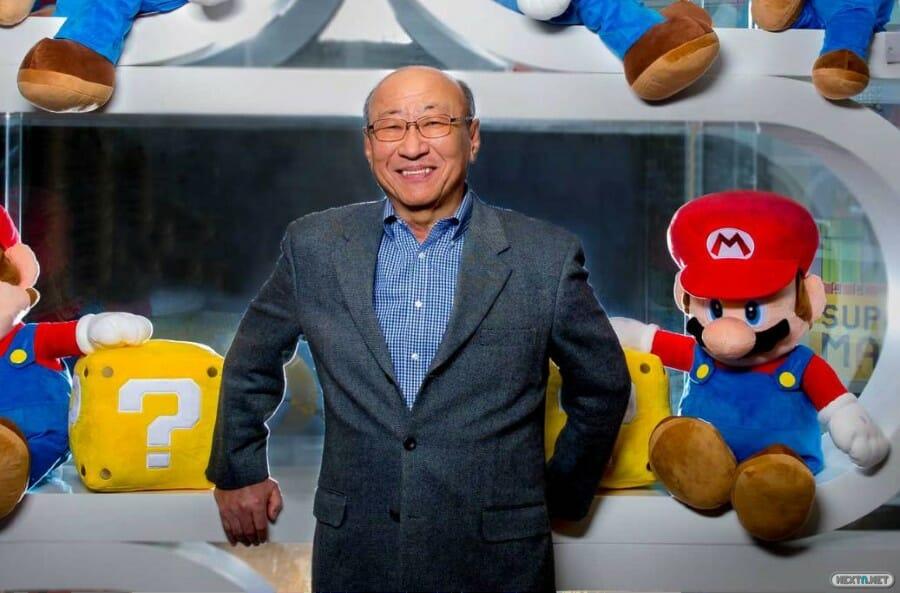 Tatsumi Kimishima Presidente Nintendo