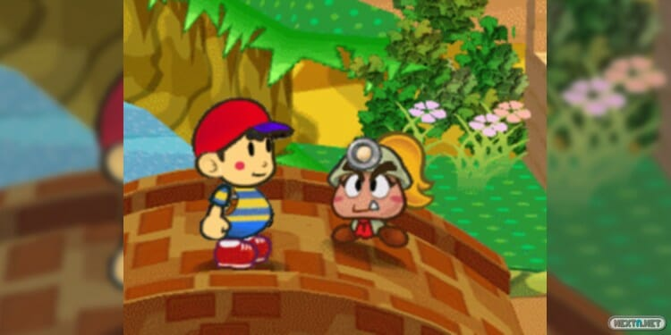 1603-16 Mother EarthBound x Paper Mario 1