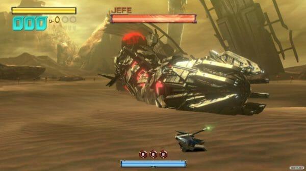 Star Fox Zero Landmaster