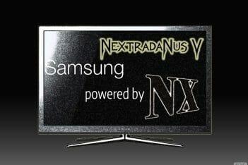 NextradaNus V Samsung Powered by NX Nintendo Switch