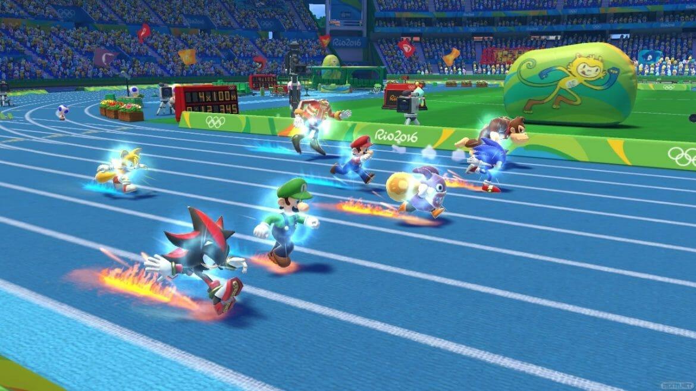 1605-31 Mario & Sonic en los Juegos Olímpicos Río 2016 Wii U02