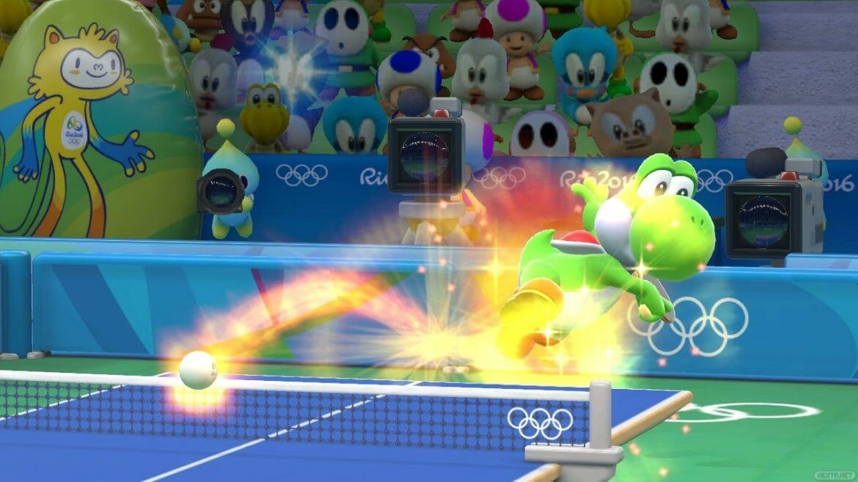 1605-31 Mario & Sonic en los Juegos Olímpicos Río 2016 Wii U03