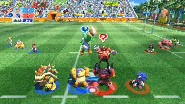 1605-31 Mario & Sonic en los Juegos Olímpicos Río 2016 Wii U05