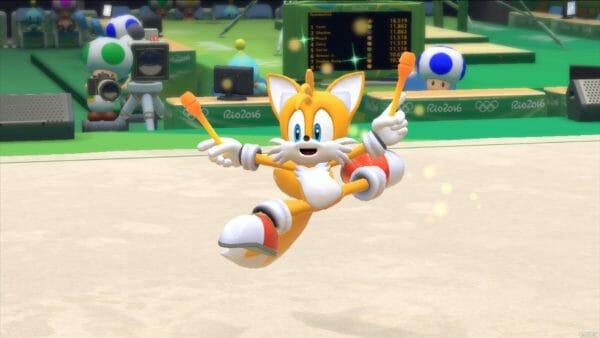 1605-31 Mario & Sonic en los Juegos Olímpicos Río 2016 Wii U06
