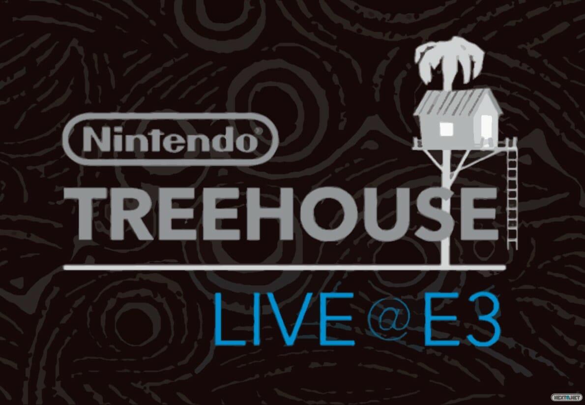 Nintendo Treehouse Live E3
