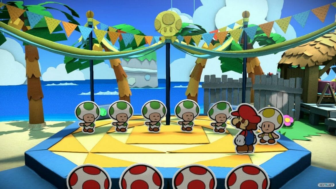 1606-16 Paper Mario Color Splash 06