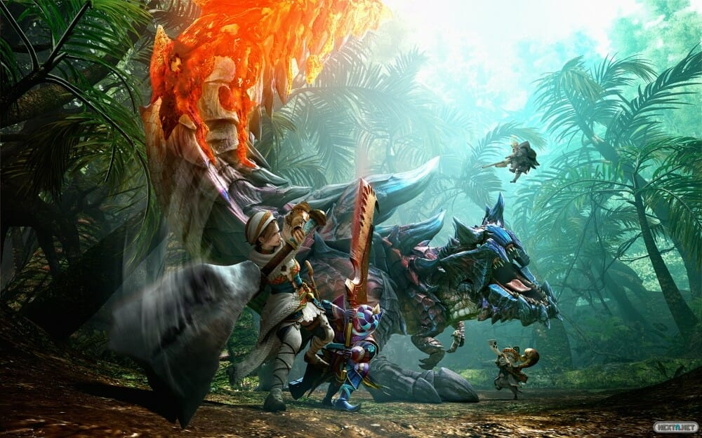 Monster Hunter Generations Glavenus
