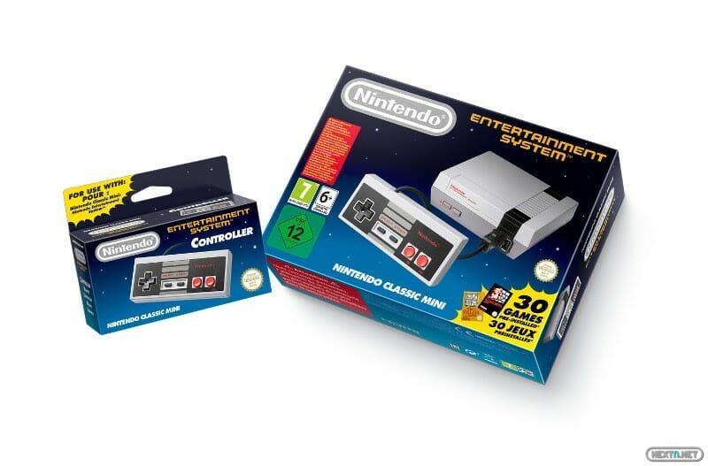 1607-14 Nintendo Classic Mini NES 2