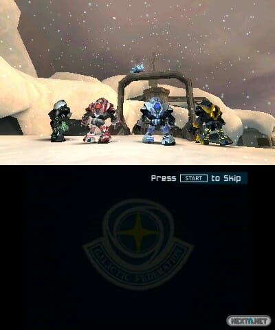1607-21 Metroid Prime Federation Force 1