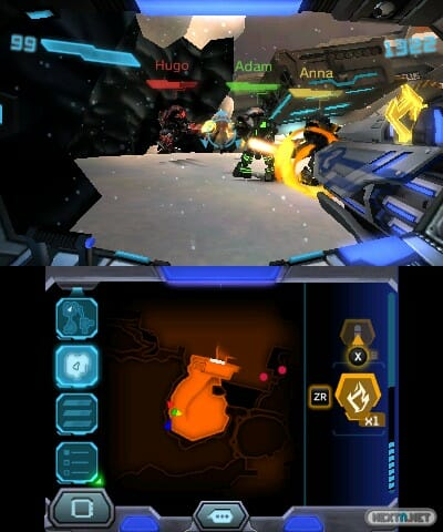 1607-21 Metroid Prime Federation Force 12